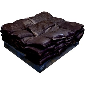 Sandbags Pre Filled Black (uv protected) (40x15kg)