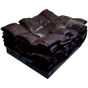 Sandbags Pre Filled Black (uv protected) (50x15kg)