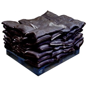 Sandbags Pre Filled Black (uv protected) (70x15kg)
