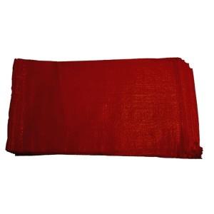 50 x Empty UV Red Sandbags