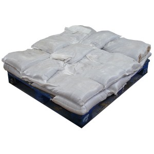 Sandbags Pre Filled White (uv protected) (20x15kg)