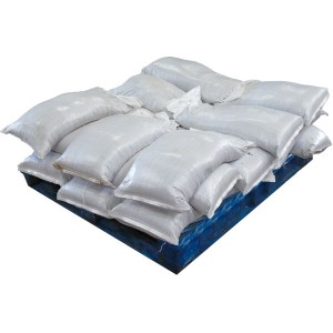 Sandbags Pre Filled White (uv protected) (21x25kg)