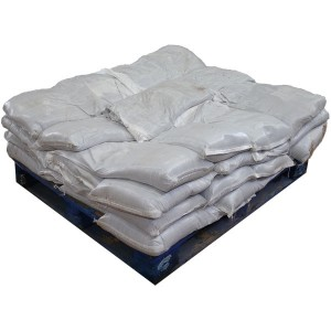 Sandbags Pre Filled White (uv protected) (40x15kg)