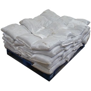 Sandbags Pre Filled White (uv protected) (50x15kg)