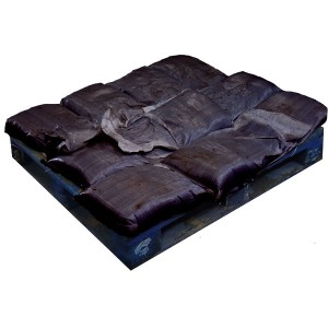 Sandbags Pre Filled Black  (uv protected) (10x15kg)