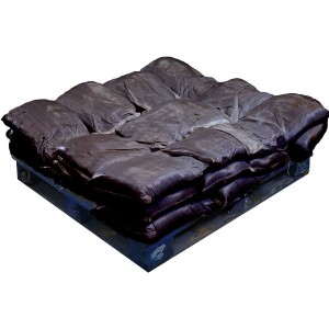 Sandbags Pre Filled Black (uv protected) (30x15kg)