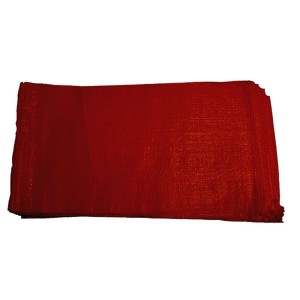 100 x Empty UV Red Sandbags