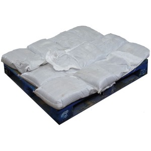 Sandbags Pre Filled White (uv protected) (10x15kg)