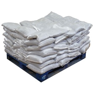 Pre Filled White Sandbags (uv protected) (70x15kg)