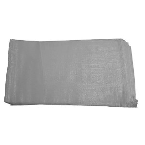 400x Empty UV White Sandbags