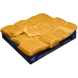Sandbags Pre Filled Yellow (uv protected) (10x15kg)