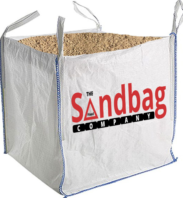 Bulk Bags of Sand For Flood defence