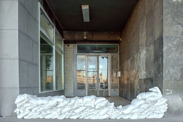 Business Flood Defence Sandbags
