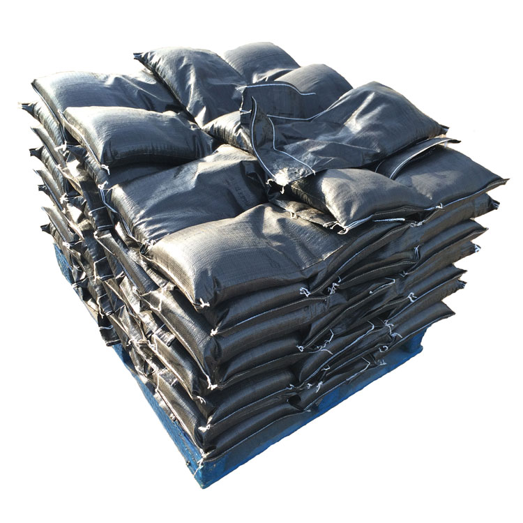 UV Protected Woven Polypropylene Sandbags